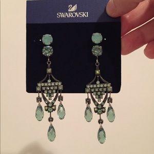 Swarovski Jewelry - Authentic Swarovski earrings